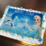 Torta Frosen
