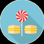 cakepop+macaron